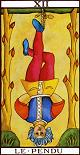 The Hanged Man Tarot